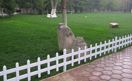 花园草坪护栏